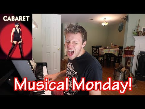 Maybe This Time from CABARET   Musical Monday!