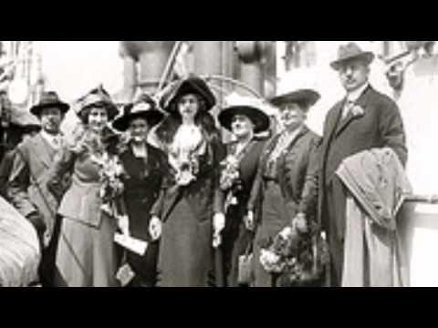 Arthur Collins  The Oceana Roll    1911