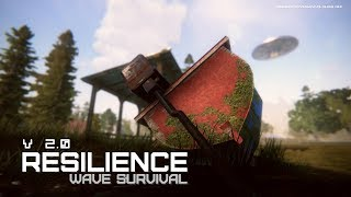 Resilience Wave Survival 2.0 [Gameplay, PC]