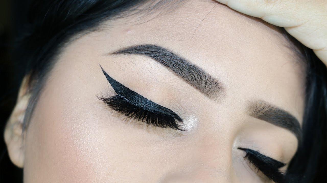 como maquillarse las cejas principiantes facil y paso a