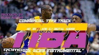 "Commercial Type Track - NBA - ""Black Aces Instrumental"" - Produced by Rijan Archer"