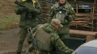 Спецоперация по выявлению нелегального оружия проводится в Донецкой области