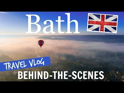 BATH | Behind-the-scenes + Outtakes