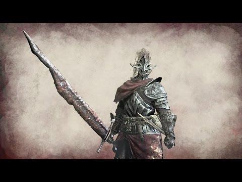Dark Souls 3 PvP - Gael's Greatsword - New Ringed City DLC Greatsword