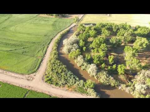 Yerington Walker River Fly By June 22, 2017