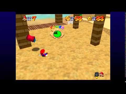 Super Mario 74 Part 29 - Under Construction the Maze