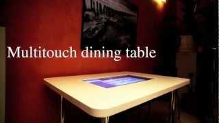 Dinner Touch 2. Интерактивный обеденный стол(Компания NexTouch представляет обеденный интерактивный стол Dinner Touch 2. На данном устройстве вы можете заказыват..., 2012-10-07T22:01:10.000Z)