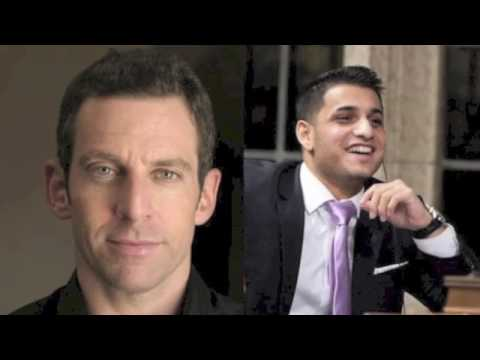 Sam Harris Challenges Glenn Greenwald and Omer Aziz to hold Cartoon Contest