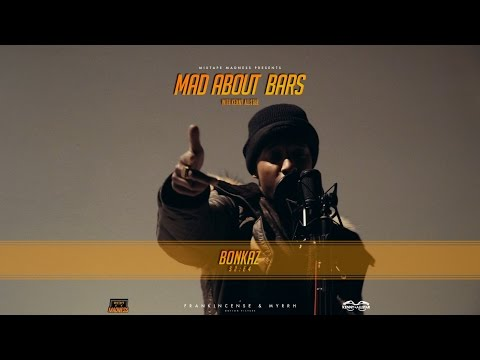 Bonkaz - Mad About Bars w/ Kenny [S2.E4] | @MixtapeMadness (4K)