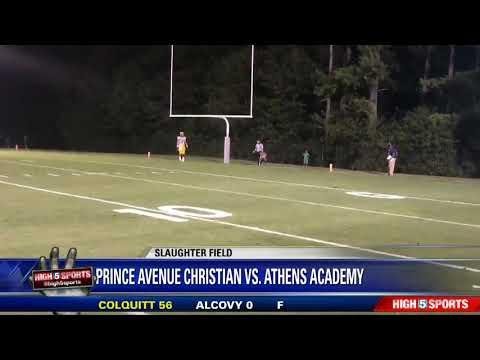 Prince Avenue Christian vs Athens Academy