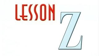 Английский алфавит - Буква Z (Уроки тетушки Совы)