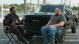 Big E talks tough with Samoa Joe: WWE Grit & Glory