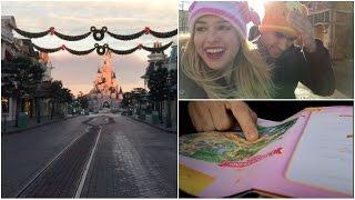 Disneyland Vide & Perdu dans le parc ♡