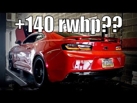 How to add 140 rwhp to your Camaro SS without boost!
