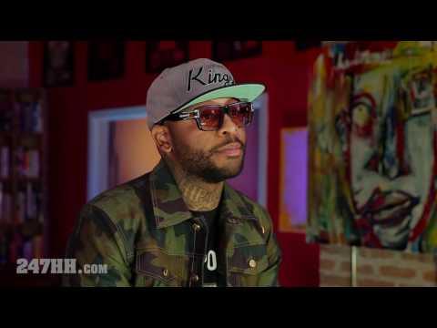 "Royce Da 5'9"" - Dislike Certain Radio Personalities & Dealing With Music Leakers (247HH Exclusive)"