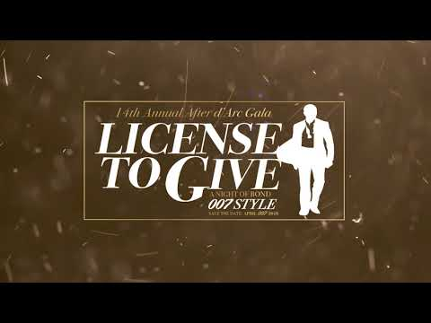 License to Give: A Night of Bond 007 Style