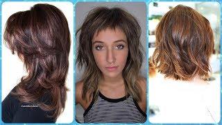 Modne uczesanie włosów damskie