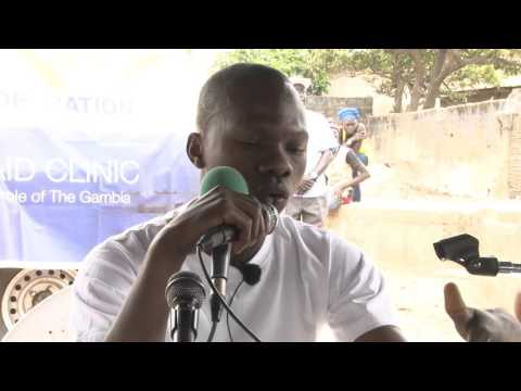 BEKAI SAIDY - LEGAL AID THE GAMBIA (NALA)