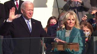 Inauguration Day, il giuramento di Joe Biden: è il 46esimo presidente degli Stati Uniti