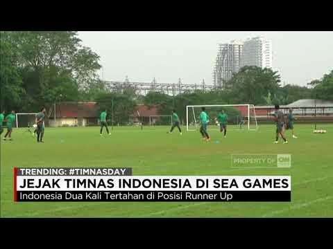 Jejak Timnas Indonesia Di Sea Games