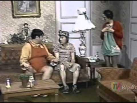Chaves na Casa do Sr. Barriga (Episódio Completo)