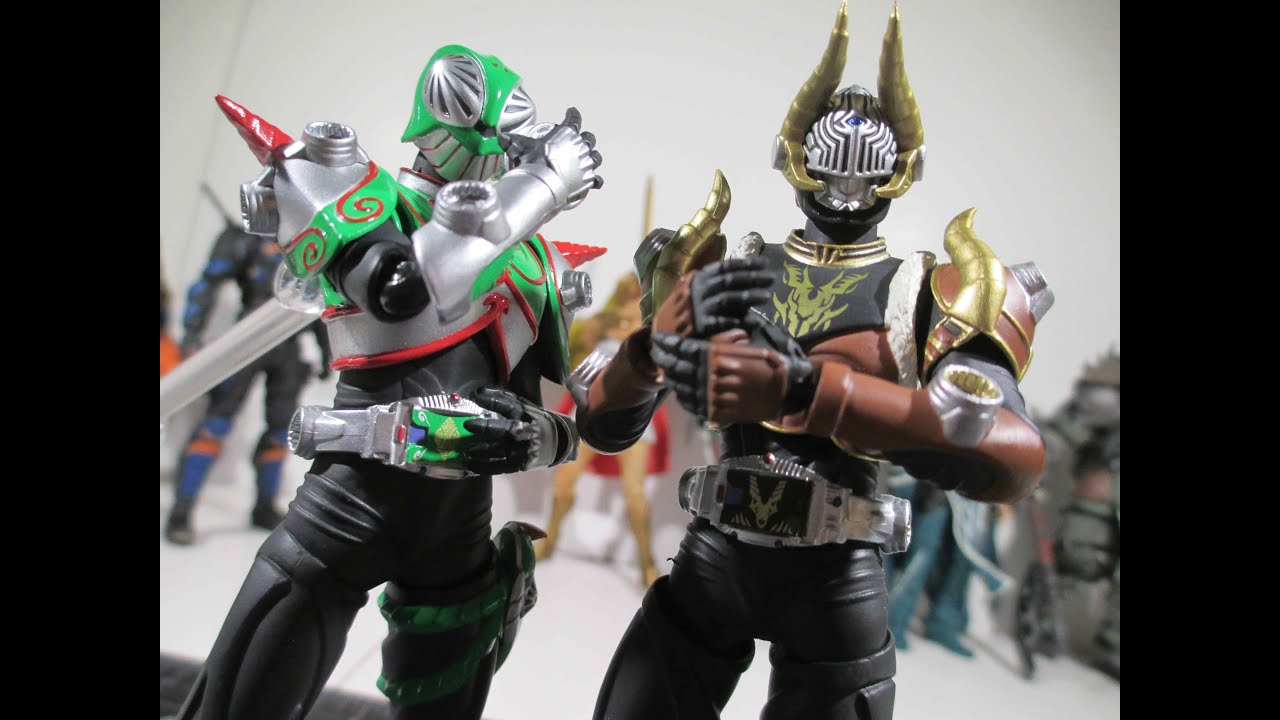 Figma Kamen Rider Ryuk...