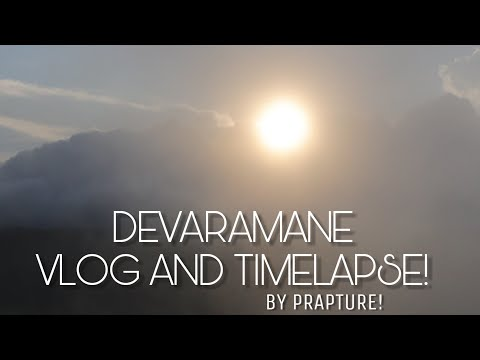 Travel VLOG and Timelapse  of Devaramane and ballarayana Durga