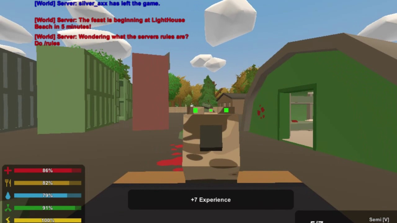 Unturned multiplayer survival zombie world ep1 youtube unturned multiplayer survival zombie world ep1 gumiabroncs Images