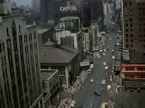 The Magic City: Manhattan in color in 1943