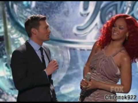 Season 10:Rihanna - California King Bed(Live On American Idol 2011)(Top 8)