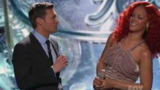 Season 10:Rihanna - California King Bed(Live On American Idol 2011)(Top 8)