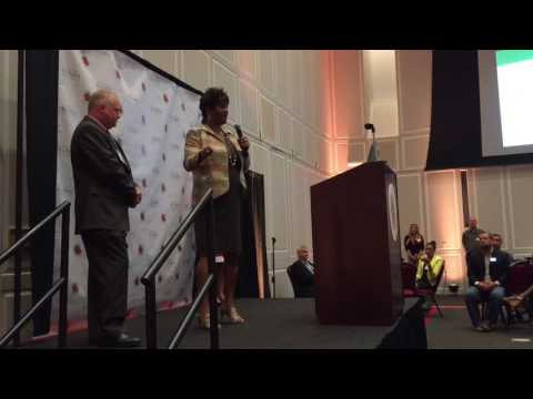 Wanda Alexis Alexander Speaks with Business Leaders at University of Maryland