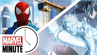Iron Fist hits the street! Iceman is ready to chill! Marvel's Spider-Man is HERE! | Marvel Minute