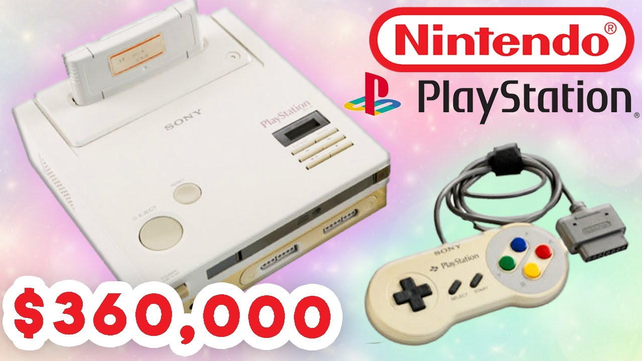 What The Heck Is The Nintendo PlayStation? - Inside Gaming Explains