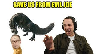 Save Us From Devil Jho -  (Monster Hunter World - PS4 Pro)