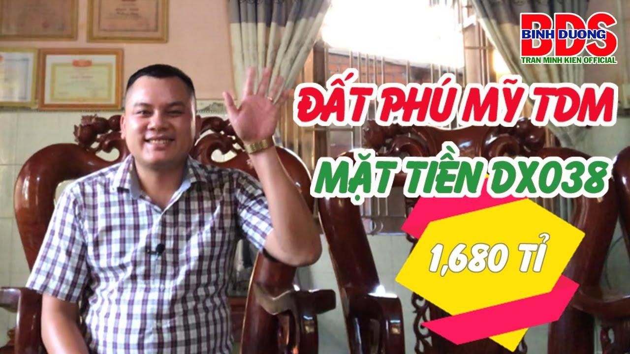 Bán Đất Phường Phú Mỹ Thủ Dầu Một | Tran Minh Kien Official