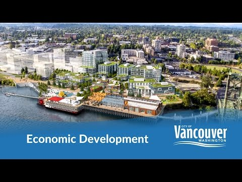 Economic Development in Vancouver, Washington