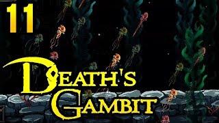 Zagrajmy w Death's Gambit - ZATOPIONY ŚWIAT [#11]