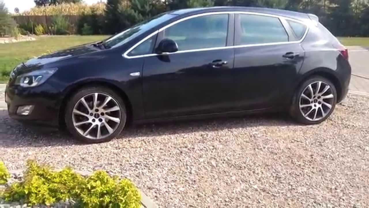 Opel Astra J Felgi 18 Youtube