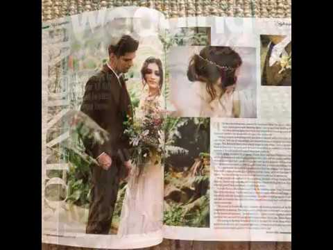 Southwell Cakery featured in Wedding Ideas Magazine