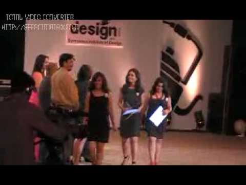 Award Winners Graduation Fashion Show 2010 Symbiosis Institute Of Design Youtube