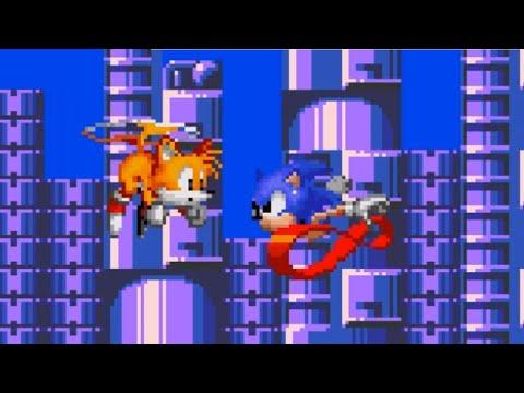Retro Sonic | Sonic Fan Games ❄ Walkthrough