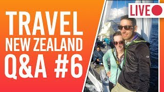 [Ask Your Question] New Zealand Travel Q&A