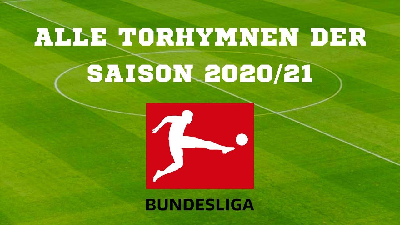 Bundesliga Torhymnen Saison 2020/21