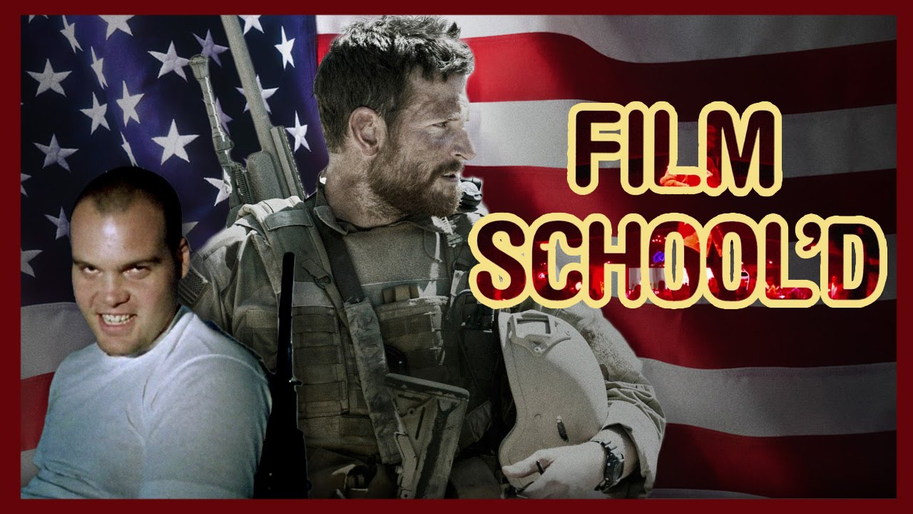 American Sniper & the Soldier in American Cinema - Film School'D