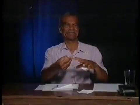 Programa Mistério Fitoterapia Espiritual Tv Manchete 1998 Cajuru