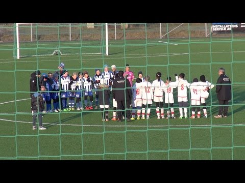 Eskilstuna City FK P04 - Assyriska FF P04 (21 november 2015)