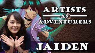 Artists as Adventurers - Jaiden Animations