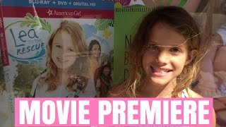 American Girl: Lea To The Rescue – Movie Premiere and Review