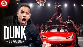 Best Dunk Contest EVER?! | Dunk League Season 1